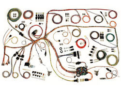 1965 Falcon Wiring Harness Update Kit Futura Sprint Ford New - Made In Usa