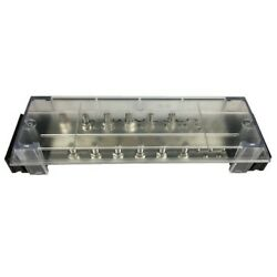 Power Products Blue Sea Systems 1991-bss Powerbar 1000 W/ 12 3/8 Terminal Studs