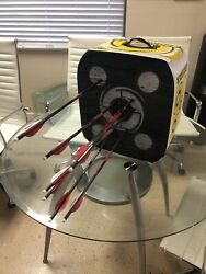 """""""last Man Standing"""" Authentic Tv Show Prop Used On Set. Portable Archery Target"""