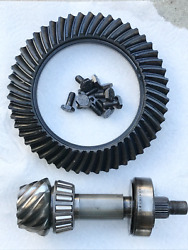 Spicer 455 Ring And Pinion Gear To Fit Dana 44 706017-21x Jeep Chevy 456