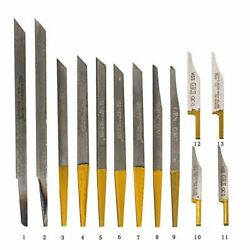 Engraving Knife Style For Professional Jewelry Making Tools Sharp Metal Material