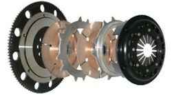 Competition Clutch Twin Disc W/ Flywheel 1992-1993 For Toyota Camry