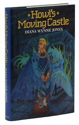 Howl's Moving Castle Diana Wynne Jones First British Edition 1st 1986