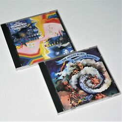 The Moody Blues 2 Cd Lot Days Of Future Passed And A Question Of Balance Vgc