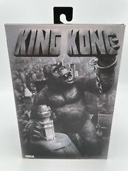 Brand New Neca King Kong Figure 8 Tall W/ Airplane 2021 Target Exclusive Hot