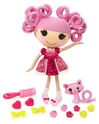 Collectible Authentic Mga Lalaloopsy Silly Hair Doll - Jewel Sparkles,rare