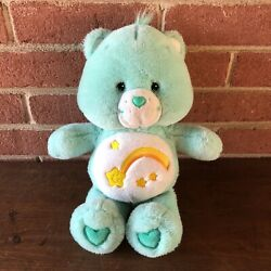 Care Bears Sing-along Friends Wish Bear Sings 3 Songs 13andrdquo Interactive 2003