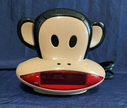 Paul Frank Projection Clock Radio 2011 Clock Radio Works; Projector Not Tested