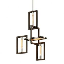 Troy Lighting - Four Light Pendant - Enigma-4 Light Pendant-23.75 Inches Wide By