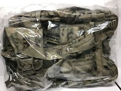 Us Military Ocp Molle Large Field Pack Rucksack W/ Frame Straps Belt Pouches New