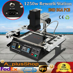 1250w Rework Station Ir Infrared Welder Soldering Tech For Xbox360 Ps3 Usa Ship