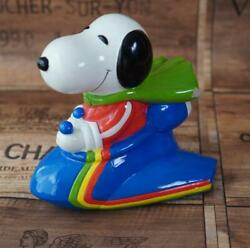 Determint Productions Peanuts Snoopy Astro Notes Made Of Character Piggy Bank