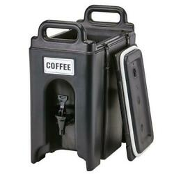 Cambro - 250lcd110 - 2 1/2 Gal Black Camtainer® Hot/cold Beverage Carrier
