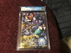 Detective Comics 1000 Mike Mayhew Cover Variant Cgc 9.9