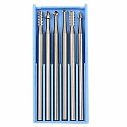 Metal Made Drill Bit With Different Shape For Jewelry Polishing Engraving Tools