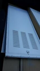 Lot Of 16 Elixir 2260 Mobile Home Water Heater Access Panels. Ten With Vents