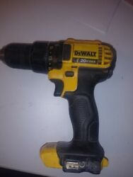 Dewalt 20v Max Cordless Lithium-ion 1/2 In. Compact Drill Driver