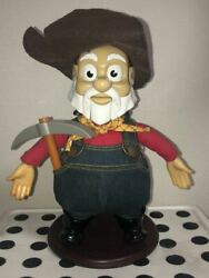 Toy Story Prospector Manufactured By Young Epoch Figure Doll Movie Size