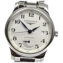Longines Master Collection Power Reserve L2.708.4 Automatic Men's Watch [b0601]
