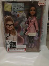 Project Mc2 Adrienneand039s Bath Fizz Experiment W/ Doll Science And Math Netflix Toy