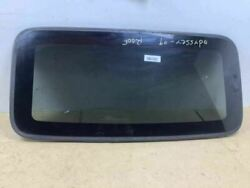 Honda Odyssey 2009 Ex-l Sunroof Moon Roof Window Glass Panel Privacy Tinted