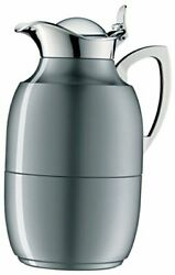 Juwel Glass Vacuum Lacquered Metal Thermal Carafe For Hot And Cold Beverages,