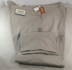 Dockers Signature Khaki Men Size 56 X 32 Beige New With Tags Retails 68