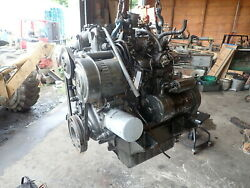 Yanmar 3hmk Diesel Engine Marine Complete Takeout Rare Dy19 Boat