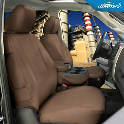 Rhinohide - Pvc Heavy Duty Synthetic Leather Seat Covers For Toyota Tundra