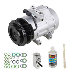 For Ford F150 F-150 V8 Expedition Lincoln Navigator Ac Compressor And A/c Kit Gap