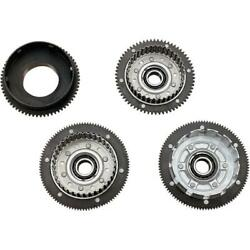 Drag Specialties Replacement Clutch Shell With Starter Ring Gear Ds195191