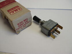 1964 Ford Galaxie Nos Power Convertible Top Switch Oem Original Nice Part
