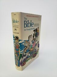 The Bible For Young Readers Old Testament Vintage 1967 Illustrated Childrens