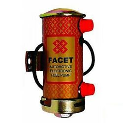 1x Facet 40258 Cylindrical Fuel Pump Ip258