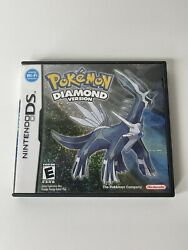 Pokemon Diamond Version Nintendo Ds And Gameboy Advance Testsd And Working