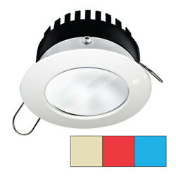 I2systems Apeiron Pro A503 Tri-color 3w Round Dimming Light Warm White/red/bl...