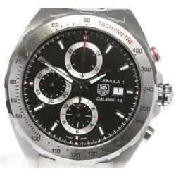 Tag Heuer Formula 1 Calibre 16 Caz2010-0 Automatic Stainless Menand039s Watch [b0602]