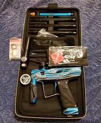Paintball Marker Hk Army Trex Vcom Ollie Lang Series 1 Of 12 Made Bob Long