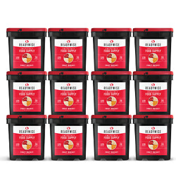 Readywise 1440 Serving Freeze Dried Fruit Bundle