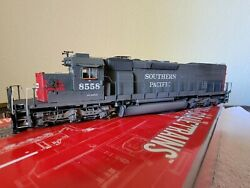 Ho Scale Scaletrains.com Southern Pacific Sd40t-2 8558