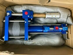 Hydraulics International 7g-ds-7-co2 Air Driven Gas Booster