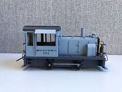 Accucraft Diesel Switcher 0-4-0 Sumpter Valley Rr101 On3 Or On30