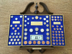 Kennedy Mint Museum Us Coin Collection