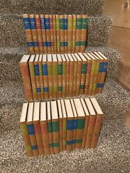 Encyclopedia Britannica 1952 Great Books Of The Western World 50 Of 54 Set Lot