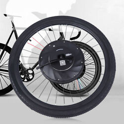 36v 240w 20 / 24 Tire Front Wheel Ebike Conversion Kit Electric Bicycle Motor