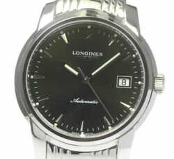 Longines Santimie Collection Date L2.763.4 Self-winding Menand039s Watch [u0603]