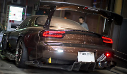 Jdm Car Shop Led Tail Lamps Ver.1 Genuine New Processing For Rx-7 Fd3s