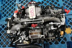 99 To 2005 Subaru Forester 2.0l Sohc Replacement 2.5 Engine Jdm Single Cam Ej203