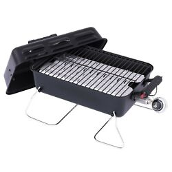 Char-broil 190 Sq Inch Cooking Area Portable Liquid Propane Deluxe Gas Grill Lp