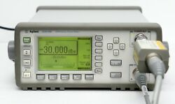 Hp Keysight E4418b Epm Single-channel Power Meter W/ 8481d Sensor 11708a And Cable
